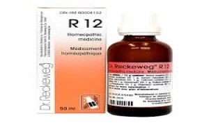 Dr. Reckeweg R12 Calcification Drops