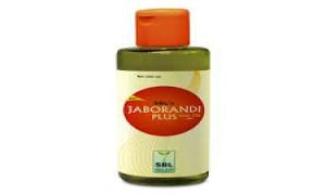 SBL Jaborandi plus hair oil hair fall and dandruff