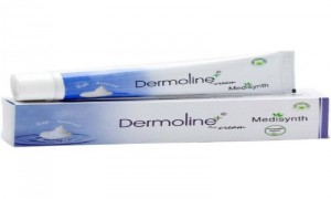 Medisynth Dermoline Plus Cream for eczema dermatitis