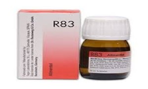 Dr. Reckeweg R83 Food Allergy Drops