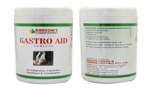 Bakson's Gastro Aid Tablet