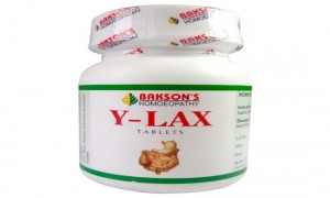 Bakson Y-LAX Laxatives Tablets for constipation