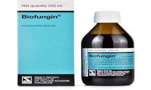 Dr Willmar Schwabe Germany Biofungin syrups
